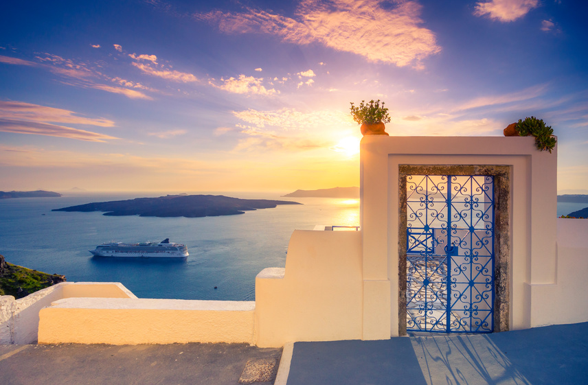 Mittelmeer ist Europas beliebtestes Kreuzfahrtgebiet