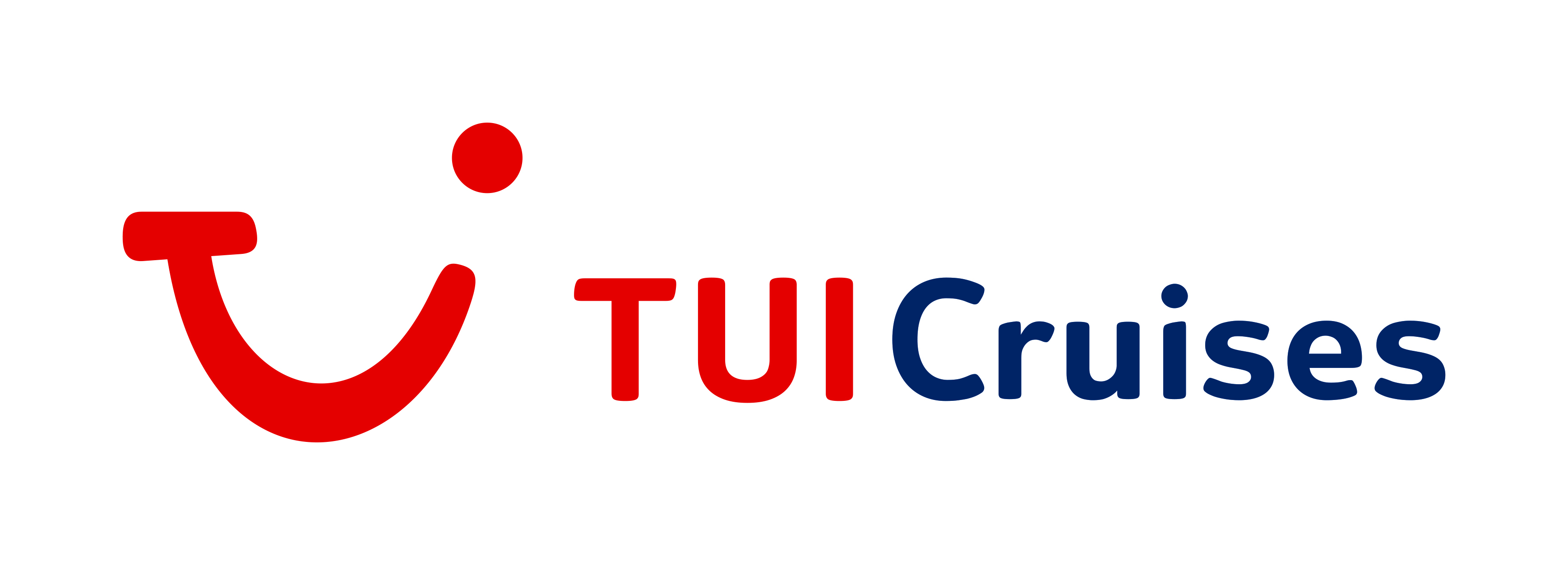 Das Logo von TUI Cruises