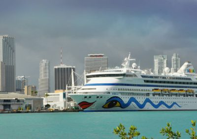 AIDAvita in Miami