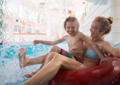 AIDAmar Pools für die ganze Familie