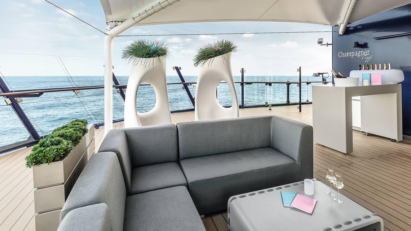 Mein Schiff 4: TUI Kreuzfahrten !!TOP-Angebote!! sail-and