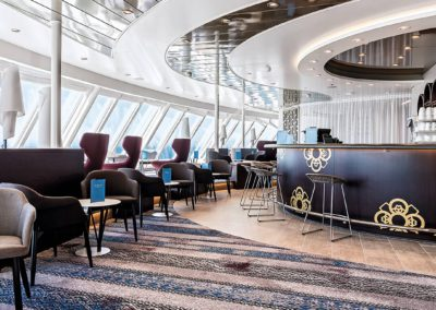 Café auf der Mein Schiff 5