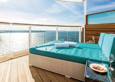 balkon der Mein Schiff 5