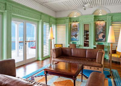 Lounge auf der AIDAaura