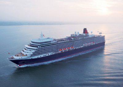 Queen Elisabeth Kreuzfahrt günstig buchen bei sail-and-cruise.de
