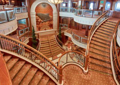 Foyer der Queen Victoria