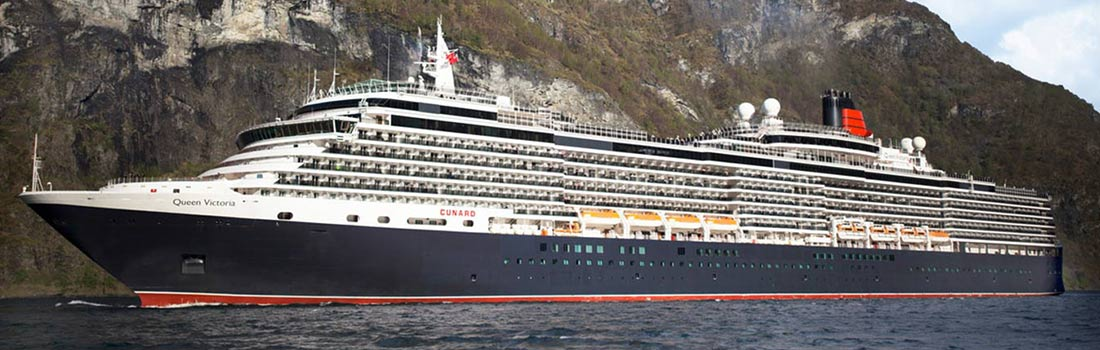 Queen Victoria Angebote bei sail-and-cruise.de