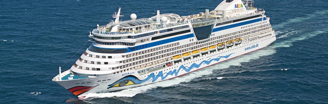 AIDAbella Kreuzfahrtangebote bei sail-and-cruise.de