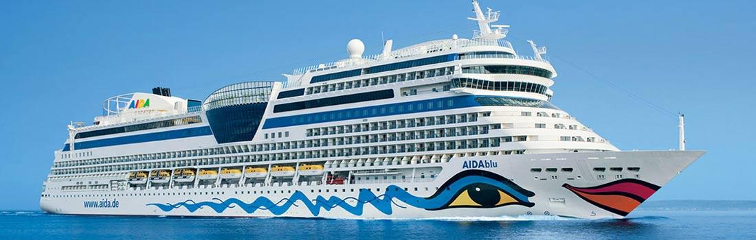 Kreuzfahrt Angebote der AIDAblu bei sail-and-cruise.de