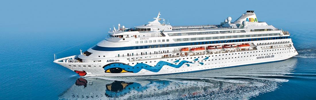 Kreuzfahrt Angebote AIDAcara bei sail-and-cruise.de