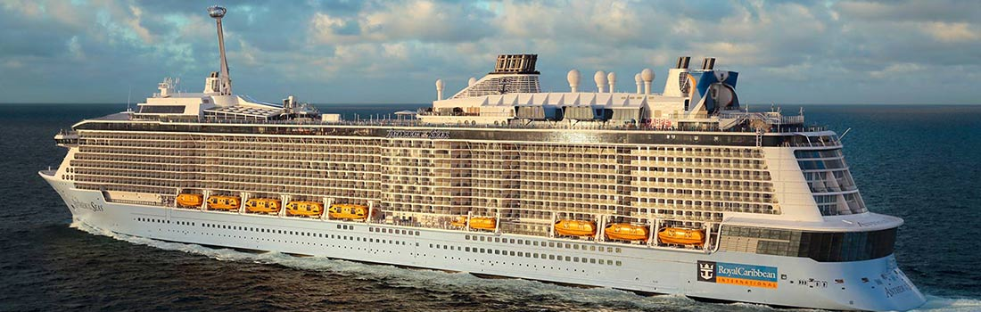 Anthem of the Seas Kreuzfahrtangebote bei sail-and-cruise.de