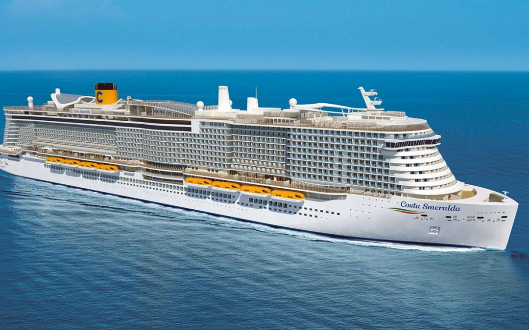 Kreuzfahrtschiffe-Ranking: AIDA und Costa fahren am saubersten