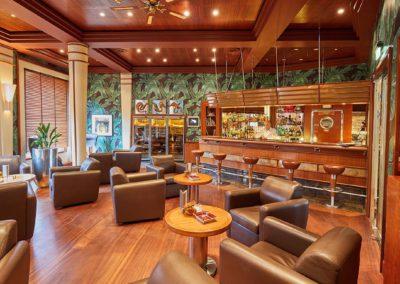 Lounge auf der MS Europa