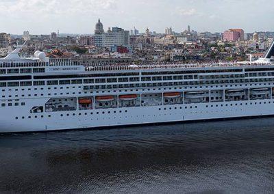 MSC Armonia Kreuzfahrt buchen bei sail-and-cruise.de