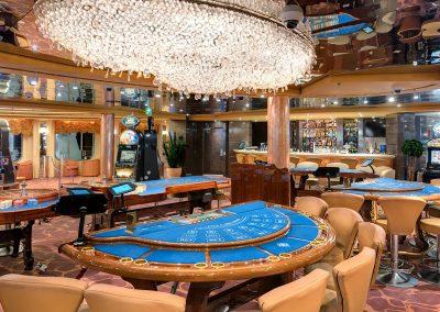 Casino der MSC Armonia