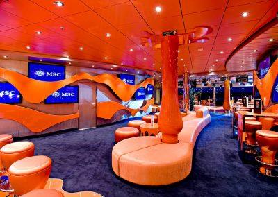 MSC Splendida Lounge