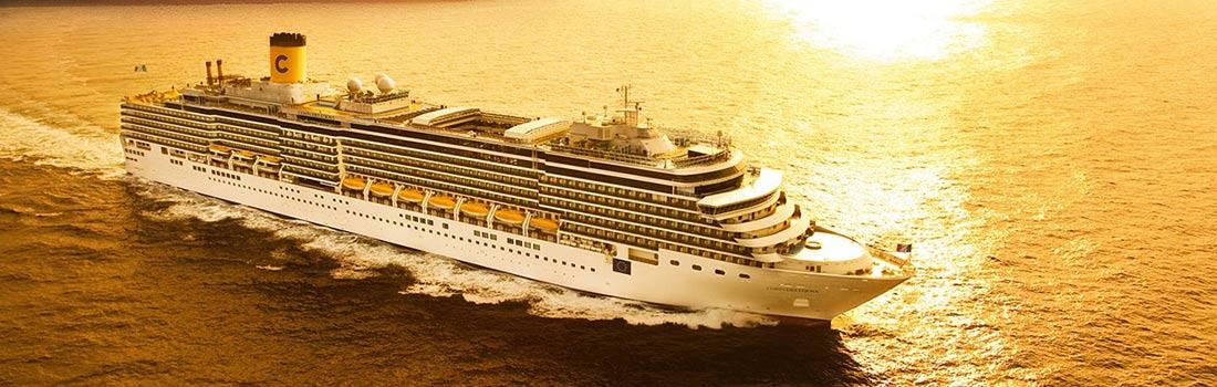 Costa Deliziosa Kreuzfahrten bei sail-and-cruise.de