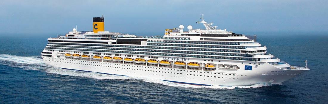 Costa Pacifica Kreuzfahrten online beim Spezialisten buchen