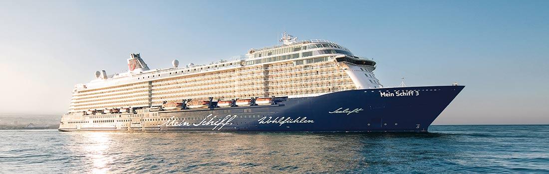 Mein Schiff 3 von TUI Cruises