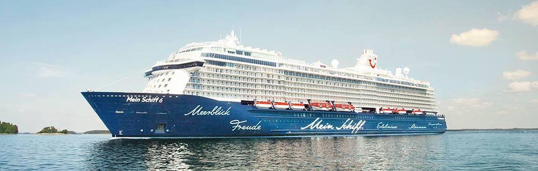 Mein Schiff 6 von TUI Cruises