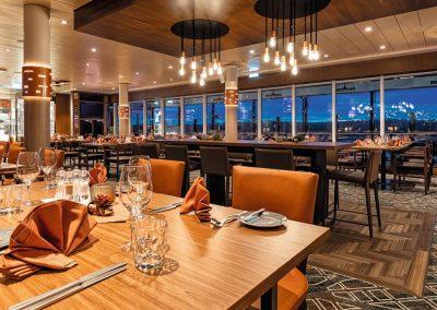 Restaurant der Mein Schiff 2