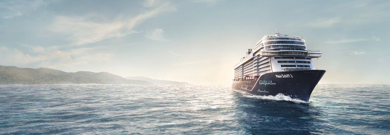 Die mein Schiff 2 von TUI Cruises