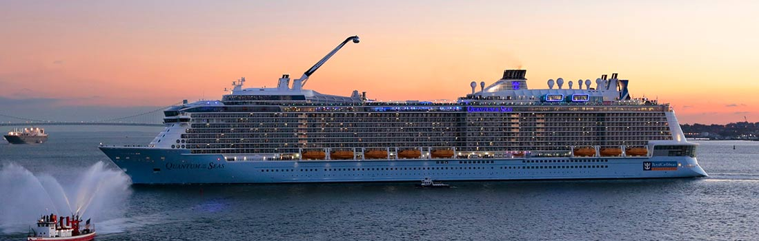 Quantum of the Seas von Royal Caribbean