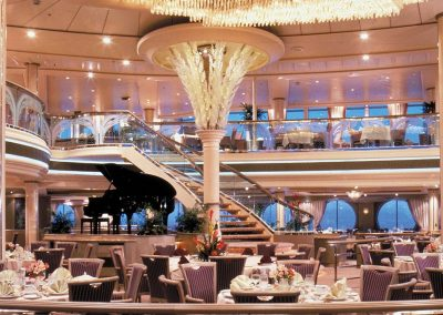 Rhapsody of the Seas restaurant