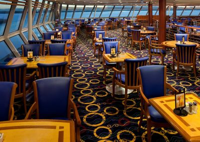 Rhapsody of the Seas lounge