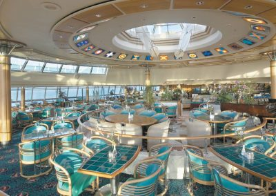 Vision of the Seas Cafe