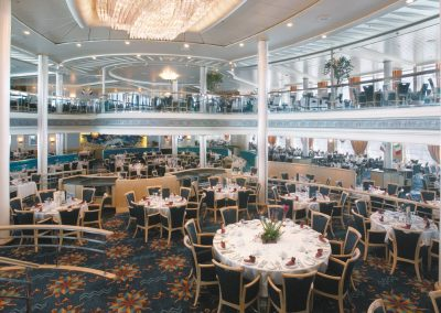 Vision of the Seas restaurant