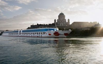 A-Rosa bester Anbieter von Flusskreuzfahrten